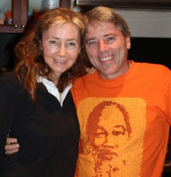 Jacqueline and Glenn