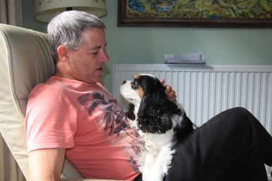 Lap dog - Jinty