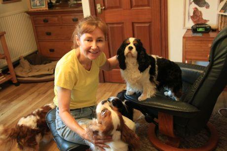 Jacqueline and friends