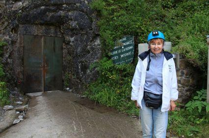 Entrance to La Verna cave