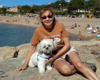 Ollie in Spain