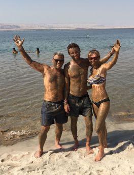 In Jordan with Brandon